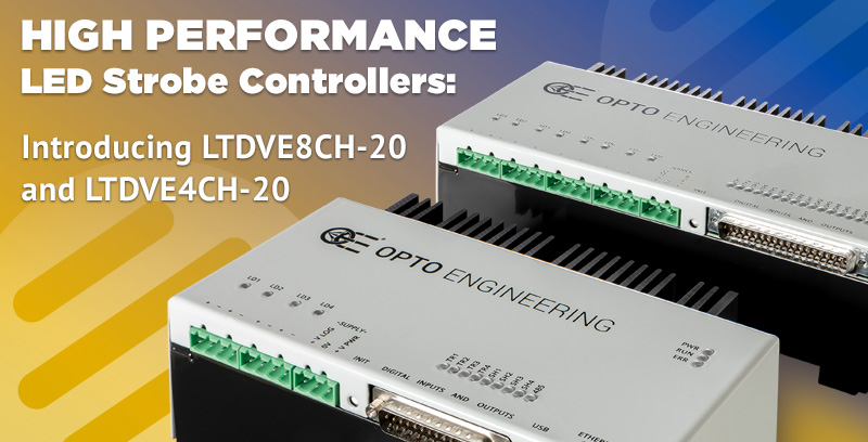 High performance LED Strobe Controllers