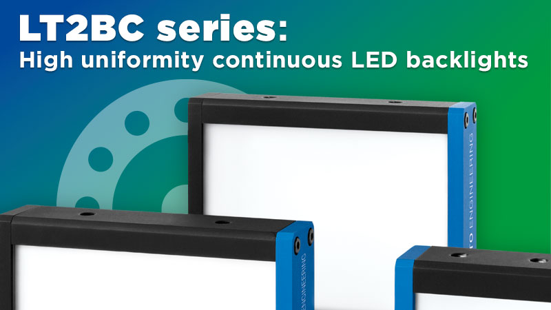 LT2BC Series: High uniformity continuous LED backlights