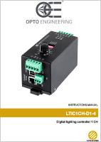 LTIC1CH-D1-4 Specs and manual