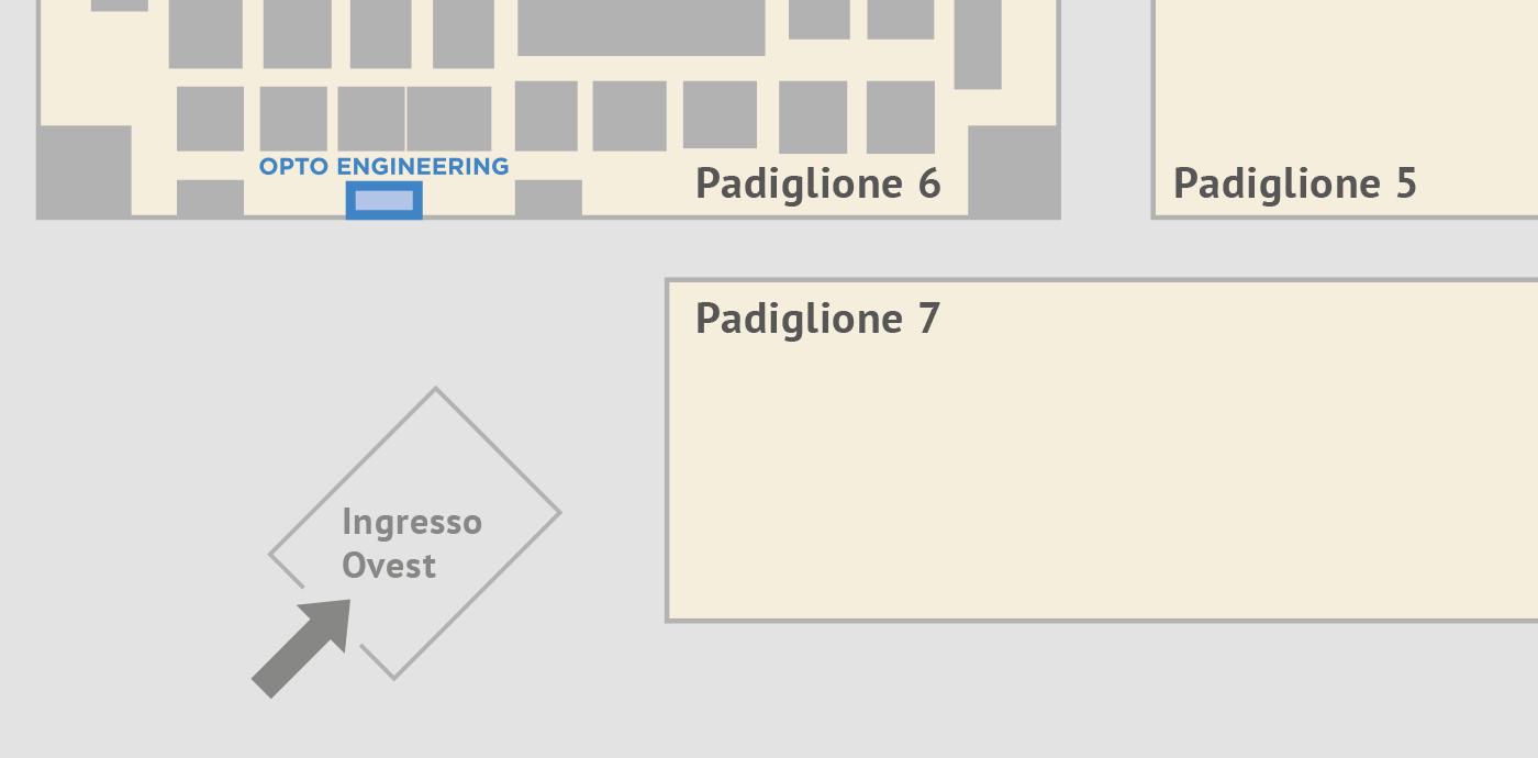 Parma SPS Italia - ingresso ovest