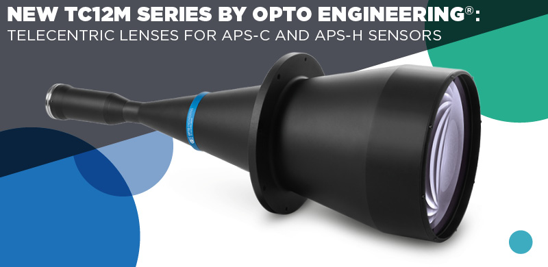 Opto Engineering® TC12M Series