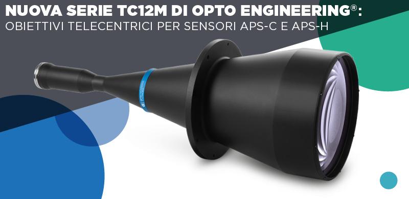 Opto Engineering® TC12M Series