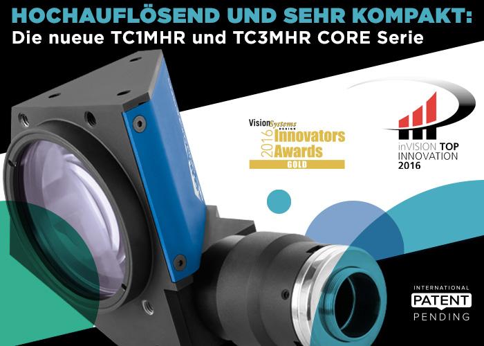 Hochauflösend und sehr kompakt: die neue TC1MHR und TC3MHR Core serie